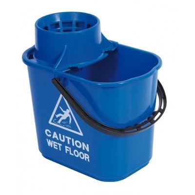 15 litre Professional Mop Bucket & Ringer