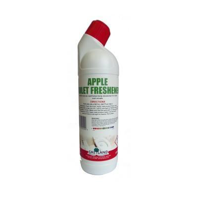 Apple Toilet Freshener